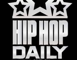 #67 para Design a Logo for Hip Hop Daily por xcerlow