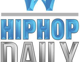 #11 for Design a Logo for Hip Hop Daily by K4tEe