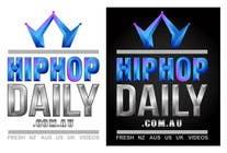 Contest Entry #19 for Design a Logo for Hip Hop Daily