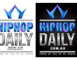 #19 para Design a Logo for Hip Hop Daily por Stevieyuki