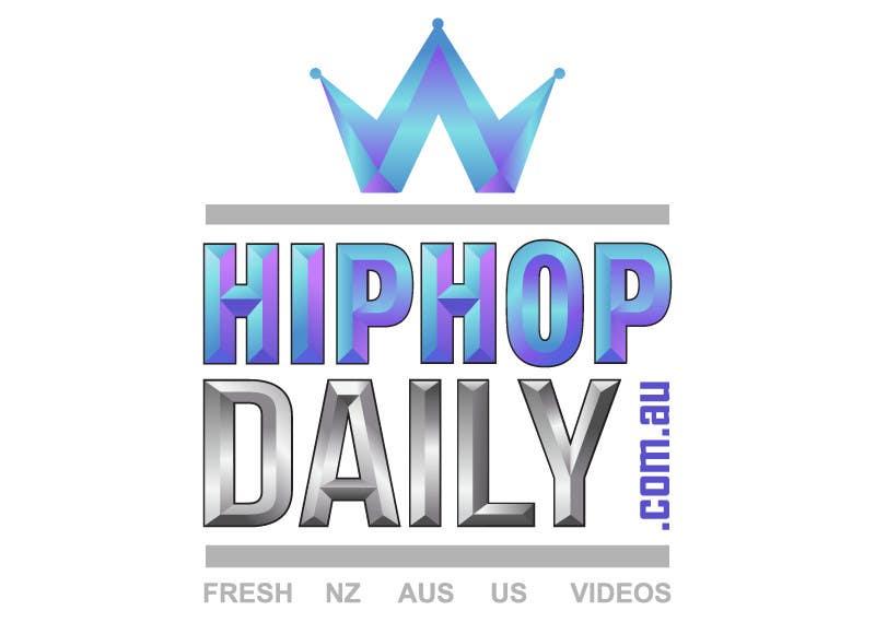 #31 for Design a Logo for Hip Hop Daily by reynoldsalceda
