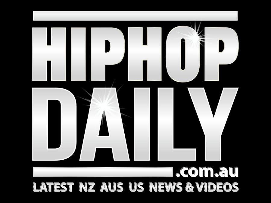 #40 for Design a Logo for Hip Hop Daily by reynoldsalceda