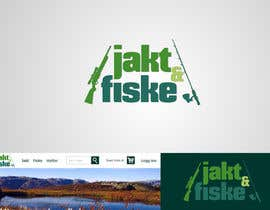 #15 para Design a Logo for jakt-fiske.no por Attebasile