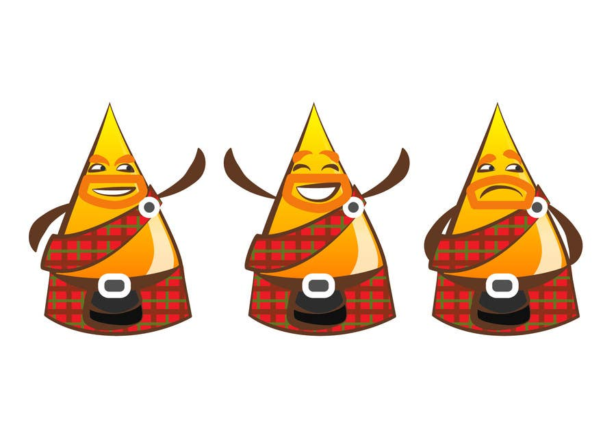 Bài tham dự cuộc thi #7 cho Design the main character image for a childrens ebook