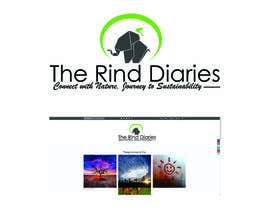 #27 for Design a Logo for The Rind Diaries by uniqmanage