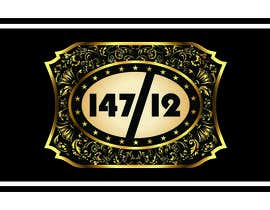 #37 for DESIGN LOGO FOR 147/12 by enamulislamkhan