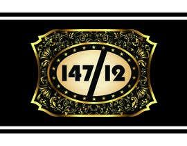 Nro 37 kilpailuun DESIGN LOGO FOR 147/12 käyttäjältä enamulislamkhan