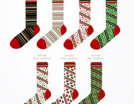 #18 untuk Sock Designs! Best 2 Designs (1 Male, 1 Female) Wins! oleh lokmenshi