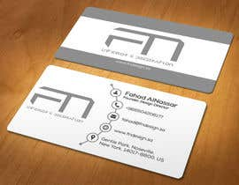 #2 for Design some Business Cards for an interior design firm af akhi1sl