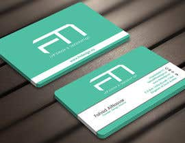#19 for Design some Business Cards for an interior design firm af Derard