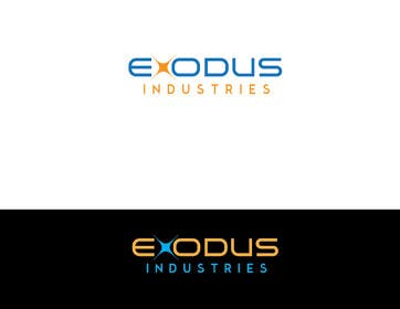 #17 untuk Design a Logo for Exodus Industries oleh mdrashed2609