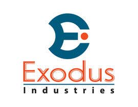 #23 para Design a Logo for Exodus Industries por enamulislamkhan
