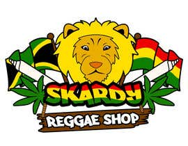 #41 for Disegnare un Logo for Internet Reggae Shop by Berbatov