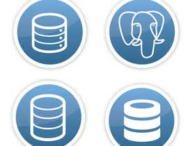 #22 cho Design some Icons for Postgres mac app (sample svg files included) bởi Debabrata09