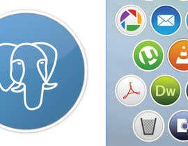 #31 cho Design some Icons for Postgres mac app (sample svg files included) bởi Debabrata09