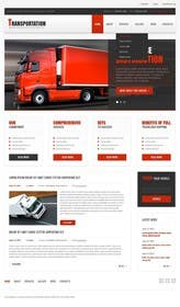 #14 for Transportation Website Design af Nihadricci
