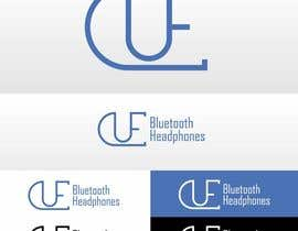 #213 for Design a Logo for a bluetooth headphone af miqeq