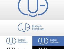 #214 for Design a Logo for a bluetooth headphone af miqeq