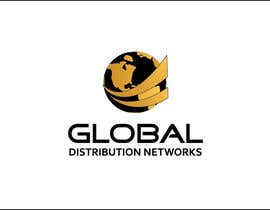 #45 for Design a Logo for Global Distribution Networks (GDN) af iakabir