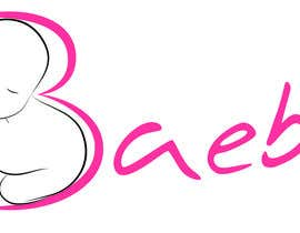 #51 for Design a Baby Logo for www.baebii.com by andreealorena89