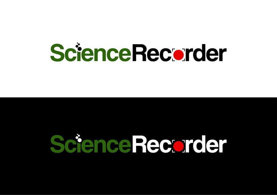 Bài tham dự cuộc thi #48 cho Design a Logo for ScienceRecorder.com