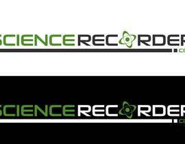 #16 untuk Design a Logo for ScienceRecorder.com oleh KillerPom