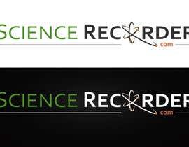 #74 untuk Design a Logo for ScienceRecorder.com oleh KillerPom