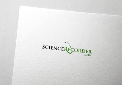 #81 for Design a Logo for ScienceRecorder.com af thelionstuidos