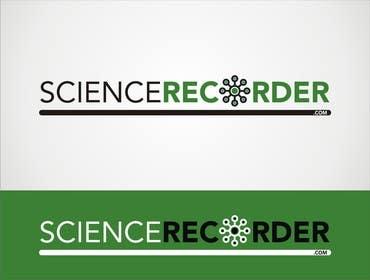 #49 for Design a Logo for ScienceRecorder.com af gorantomic