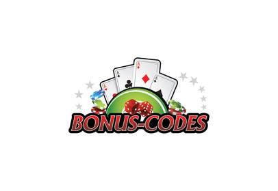 feroznadeem01 tarafından Design a Logo for Poker and Casino Bonus Codes Site için no 25