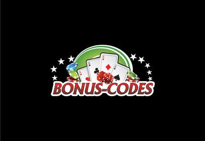feroznadeem01 tarafından Design a Logo for Poker and Casino Bonus Codes Site için no 50