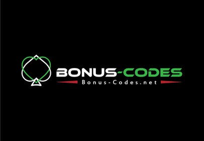 feroznadeem01 tarafından Design a Logo for Poker and Casino Bonus Codes Site için no 65