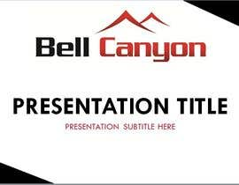 #37 untuk Design Powerpoint Template for Bell Canyon Consulting oleh lutfurrahman