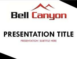 #39 untuk Design Powerpoint Template for Bell Canyon Consulting oleh lutfurrahman