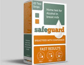 #6 untuk Create Print and Packaging Designs for breastmilk alcohol test oleh tazsaragi
