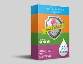 Nro 22 kilpailuun Create Print and Packaging Designs for breastmilk alcohol test käyttäjältä igraphicdesigner