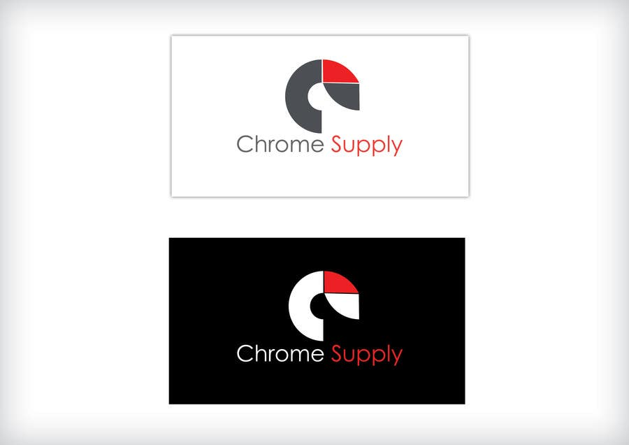 Proposition n°14 du concours Design a Logo for Chrome Supply