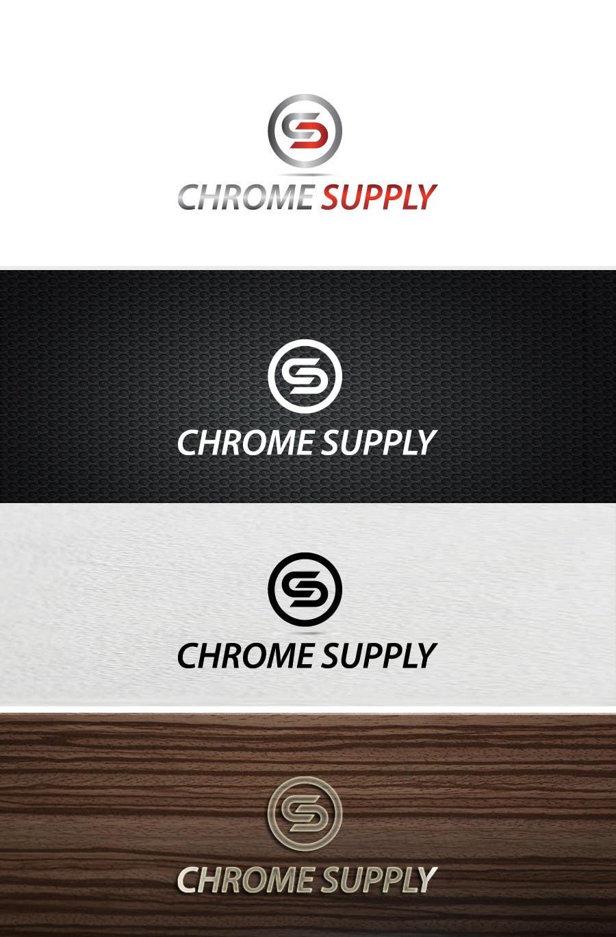 Proposition n°50 du concours Design a Logo for Chrome Supply