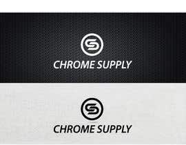 #50 for Design a Logo for Chrome Supply by skrDesign21