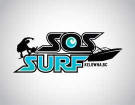 #52 para Wake/Surf Board Boating Company needs cool Logo Design por jantrakusuma