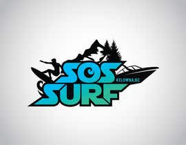 #81 para Wake/Surf Board Boating Company needs cool Logo Design por jantrakusuma