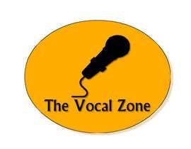 #2 cho Design a Logo for The Vocal Zone bởi mwarriors89