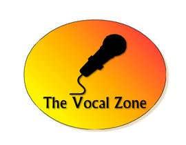 mwarriors89 tarafından Design a Logo for The Vocal Zone için no 3