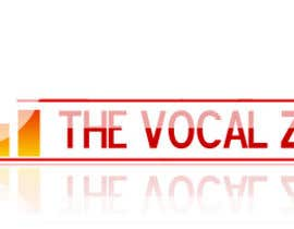 #19 cho Design a Logo for The Vocal Zone bởi lukmanmd