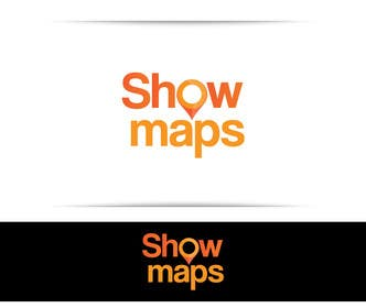 #83 cho Design a Logo for Showmaps bởi SergiuDorin