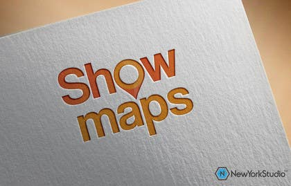 #84 cho Design a Logo for Showmaps bởi SergiuDorin
