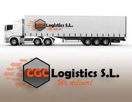 #6 for Design a Logo for CGC Logistics af xxxmark00