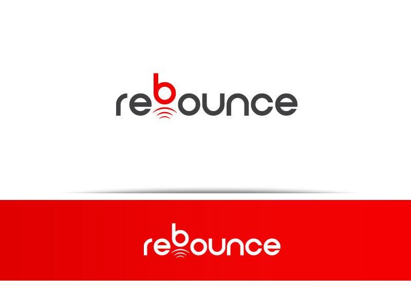 Bài tham dự cuộc thi #559 cho Design a Logo for Rebounce