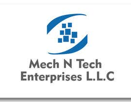 #8 for Design a Logo for a company Mech N Tech Enterprises L.L.C af juancarlosvargas