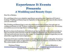#7 for Content Writing for wedding and beauty expo af BreYvonne